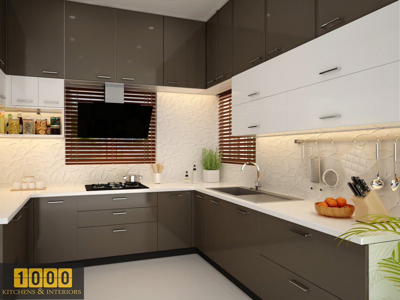 Modular Kitchens Designs